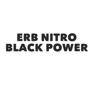 ERB NITRO BLACK POWER